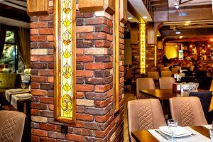 Интерьер ресторана Адал